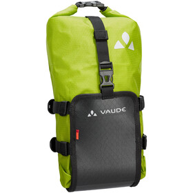 VAUDE Trailmulti Sacoche de fourche 5l, black/green